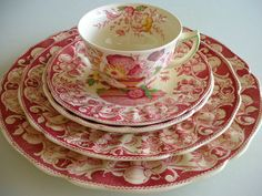 Royal Doulton Teacup and plates!