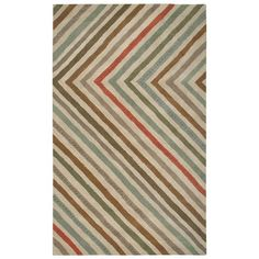 I pinned this Arrow Rug in Beige from the Anna Redmond event at Joss & Main!