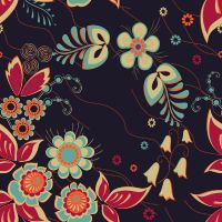 Pattern / spring celebration :: COLOURlovers