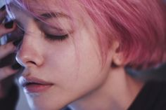 Image discovered by RAUSCH. Find images and videos about girl, hair and pink on We Heart It - the app to get lost in what you love. Alissa Salls, Pretty People, Beautiful People, Corte Y Color, Grunge Hair, Pastel Grunge, Goth Hair, Pastel Pink, Pink Blue