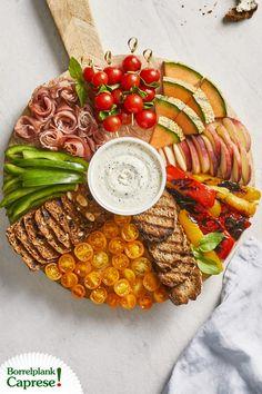 Appetizer Recipes, Salad Recipes, Snack Recipes, Appetizers, Cooking Recipes, Healthy Recipes, Cooking Tips, Charcuterie Recipes, Charcuterie And Cheese Board