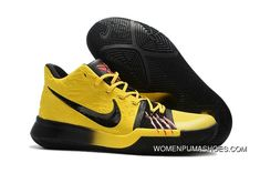 pretty nice 51ce1 5b401 Kyrie 3 Kyrie 3 Bruce Lee Kyrie 3 Kyrie Irvings Shoes Nike Kyrie 3 2017 Nike  Kyrie 3 Bruce Lee Tour Yellow Black Best