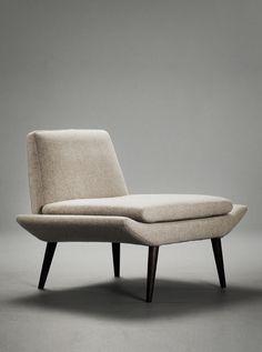 Mid-Century style seating