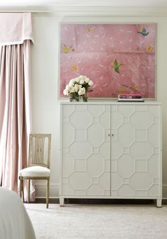Suzanne Kasler | Love her use of pink!