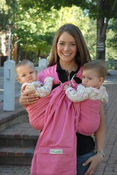 Twin Baby Products | of baby slings and baby carriers backpacks wraps hotslings front and ...