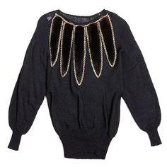 Mink Knit Sweater
