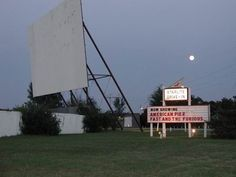 Help support Digital Projector to keep Neligh, Ne Drive-in Open.