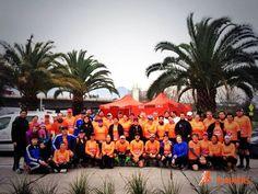 Quedando 19 días para el evento, hoy fueron agotados los 4 mil cupos para la tercera edición de la Half Marathon de Scotiabank, la cual se volverá a realizar en el Parque Bicentenario de Vitacura. La naranja Road Runners volverá a teñir el circuito capitalino.