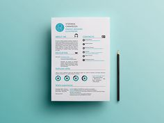 Portfolio Book & CV on Behance
