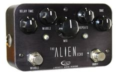 Pedal J. Rockett The Alien Echo (analog Delay)
