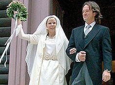 Princess Kalina of Bulgaria Wedding