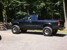 lifted dodge dakota truck   1998 Dodge Dakota - Pictures - dakota lifted with 35s - CarGurus