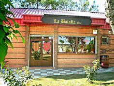 Cafe Bar Terraza La Batalla 1212  www.labatalla1212.com