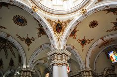 Colombia - Arcos Catedral de Chiquinquira, Boyaca. Largest Countries, Countries Of The World, Spanish Speaking Countries, How To Speak Spanish, Colombia, Columns, Arches, Earth, Architecture
