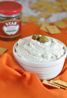 EASY Olive Dip made with STAR Olives