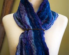 Fiber Artist Creating Wearable Art and Playscapes by Woolysquirrel