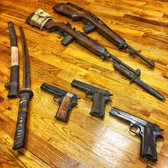 A channel dedicated to spreading the love of unique firearms. I primarily collect older surplus military guns, but through a network of like-minded friends a. Survival Rifle, Survival Gear, Ww2 Weapons, Firearms, Shotguns, Submachine Gun, Fire Powers, Military Guns, Cool Guns