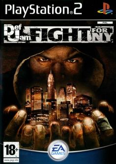 Game PC Rip - Def Jam Fight For New York [PAL] [Español] PS2