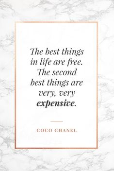 47 of the Best Coco Chanel Quotes About Fashion, Life & Luxury! - 47 of the Best Coco Chanel Quotes About Fashion, Life & Luxury! Citations Chanel, Citations Chic, Style Coco Chanel, Coco Chanel Fashion, Chanel Chanel, Chanel Bags, Chanel Handbags, Citation Coco Chanel, Coco Chanel Quotes