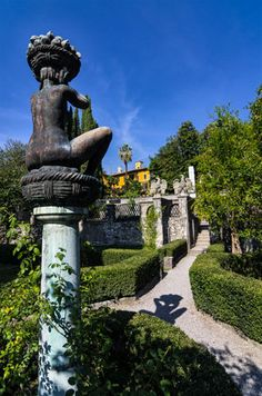 Il Vittoriale degli Italiani è il Parco più bello d'Italia 2012! Articolo su La Repubblica
