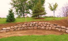 Strategy, tactics, together with resource with respect to acquiring the greatest end result as well as creating the optimum utilization of Acreage Landscaping Ideas Landscaping With Boulders, Acreage Landscaping, Landscaping Retaining Walls, Front Yard Landscaping, Landscaping Ideas, Rock Wall Landscape, Landscape Design, Retaining Wall Construction, Boulder Retaining Wall