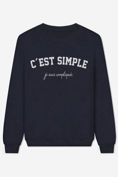 It's simple - I'm complicated.