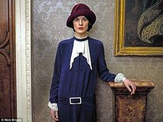 My Favourite Downton Abbey Fashions - Vintage Gal