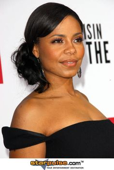 The amazing Sanaa Lathan..