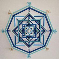"""Mandala Ojo de Dios """"Sabiduría"""""""