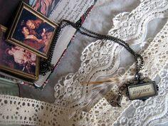 Inspire Necklace by TruleeDarling on Etsy, $11.99
