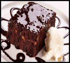 Dondurmalı Islak Kek