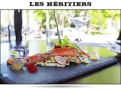 Les Heritiers Restaurant, Table Decorations, Places, Spoiled Child, The Heirs, Lugares, Restaurants, Dining Rooms, Dinner Table Decorations