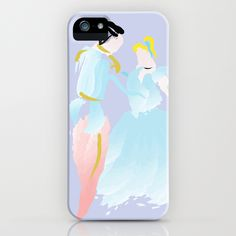 Disney - Cinderella and Prince Charming iPhone Case