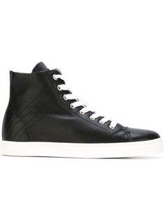 HOGAN REBEL Hi-Top Sneakers.  hoganrebel  shoes  sneakers aa0a61a3961
