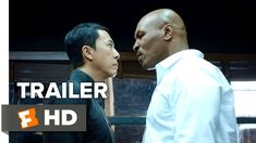 It's goin' down in the 1st Teaser for #IpMan3 as Donnie Yen faces off against Mike Tyson.