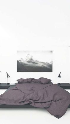 own your morning // bedrooms // city living // metropolitan //