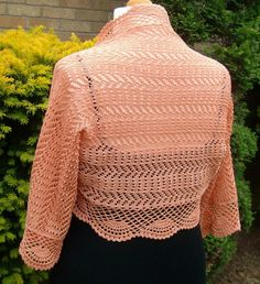 Hand Knitted  Gorgeous dark peach colored by GrazinasKnitwear, £40.00
