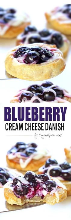 Are you ready for an easy breakfast recipe now? Grab a case of fresh blueberries or can of blueberry pie filling and refrigerated crescent rolls and let's get baking!