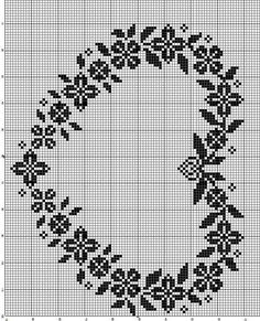 Monogram Cross Stitch, Cross Stitch Owl, Cross Stitch Borders, Cross Stitch Flowers, Cross Stitch Designs, Cross Stitching, Cross Stitch Patterns, Embroidery Hoop Art, Cross Stitch Embroidery