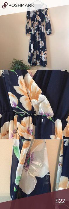 Women's dress Worn once zeagoo Dresses Long Sleeve