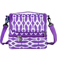 Wildkin Wishbone Double Decker Lunch Bag *** Find out more about the great product at the image link.
