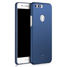 """Original MSVII Brand Huawei Honor 8 case silicone scrub cover hard PC Back cover For huawei honor8 cases 5.2"""""""