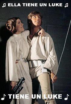 Tan Bionica – Ella tiene un Luke!