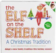 The Elf on the Shelf: A Christmas Tradition (Boy)