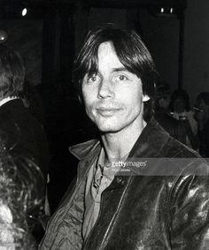 Jackson Browne during Premiere of 'She Dances Alone' - April 20, 1982 at Continental Theater in Hollywood, California, United States.