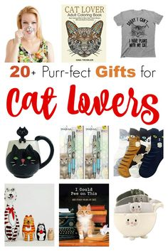 20 Purrfect Gifts For The Cat Lovers On Your Christmas List