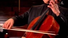 Bach Cello Suite No.1 - Prelude (Yo-Yo Ma) A softer interpretation than Maisky's; both are nice.