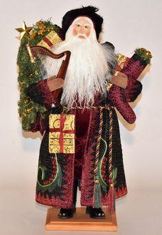 The Christmas Harp No. 2189 Yr. 1999 $ 400.00