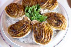 Oysters Rockefeller | SAVEUR