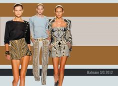Balamin s/s 2012. seriously love the whole collection